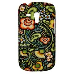 Bohemia Floral Pattern Galaxy S3 Mini