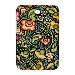Bohemia Floral Pattern Samsung Galaxy Note 8 0 N5100 Hardshell Case