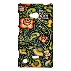 Bohemia Floral Pattern Nokia Lumia 720