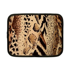 Animal Fabric Patterns Netbook Case (Small)
