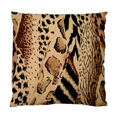 Animal Fabric Patterns Standard Cushion Case (Two Sides)