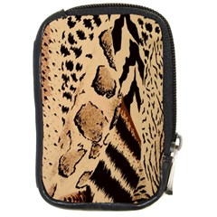Animal Fabric Patterns Compact Camera Cases