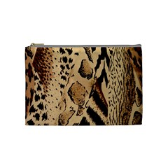 Animal Fabric Patterns Cosmetic Bag (medium)