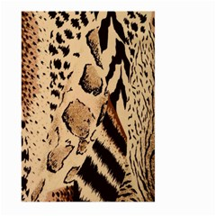 Animal Fabric Patterns Large Garden Flag (Two Sides)