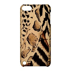 Animal Fabric Patterns Apple iPod Touch 5 Hardshell Case with Stand