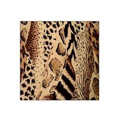 Animal Fabric Patterns Satin Bandana Scarf