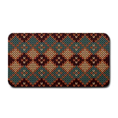Knitted Pattern Medium Bar Mats
