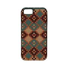 Knitted Pattern Apple iPhone 5 Classic Hardshell Case (PC+Silicone)