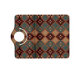 Knitted Pattern Kindle Fire HD (2013) Flip 360 Case