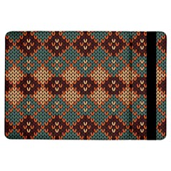 Knitted Pattern iPad Air Flip
