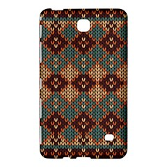 Knitted Pattern Samsung Galaxy Tab 4 (8 ) Hardshell Case