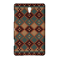 Knitted Pattern Samsung Galaxy Tab S (8 4 ) Hardshell Case