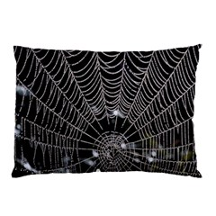 Spider Web Wallpaper 14 Pillow Case (Two Sides)