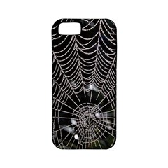 Spider Web Wallpaper 14 Apple iPhone 5 Classic Hardshell Case (PC+Silicone)