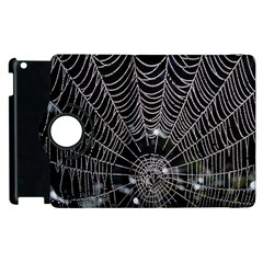 Spider Web Wallpaper 14 Apple iPad 2 Flip 360 Case
