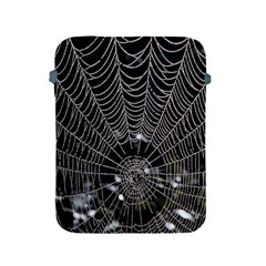 Spider Web Wallpaper 14 Apple Ipad 2/3/4 Protective Soft Cases