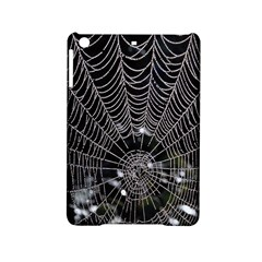 Spider Web Wallpaper 14 iPad Mini 2 Hardshell Cases