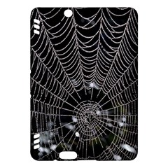 Spider Web Wallpaper 14 Kindle Fire HDX Hardshell Case