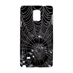 Spider Web Wallpaper 14 Samsung Galaxy Note 4 Hardshell Case