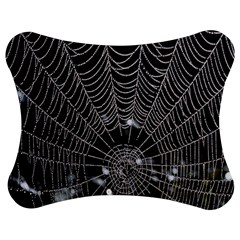 Spider Web Wallpaper 14 Jigsaw Puzzle Photo Stand (Bow)