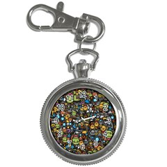 Many Funny Animals Key Chain Watches