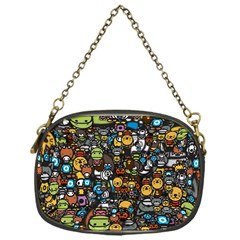 Many Funny Animals Chain Purses (One Side)