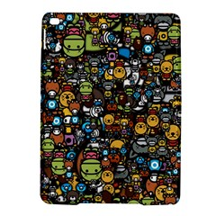 Many Funny Animals iPad Air 2 Hardshell Cases