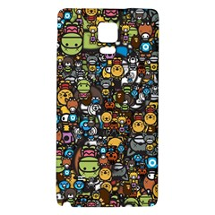 Many Funny Animals Galaxy Note 4 Back Case