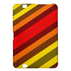 Abstract Bright Stripes Kindle Fire Hd 8 9