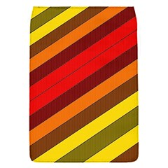 Abstract Bright Stripes Flap Covers (s)