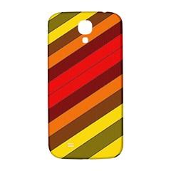 Abstract Bright Stripes Samsung Galaxy S4 I9500/i9505  Hardshell Back Case