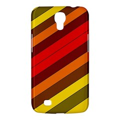 Abstract Bright Stripes Samsung Galaxy Mega 6 3  I9200 Hardshell Case