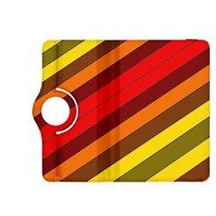 Abstract Bright Stripes Kindle Fire HDX 8.9  Flip 360 Case