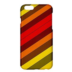 Abstract Bright Stripes Apple iPhone 6 Plus/6S Plus Hardshell Case