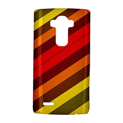 Abstract Bright Stripes LG G4 Hardshell Case