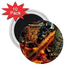 Hdri City 2.25  Magnets (10 pack)