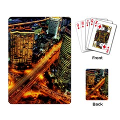 Hdri City Playing Card