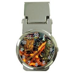 Hdri City Money Clip Watches