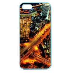 Hdri City Apple Seamless iPhone 5 Case (Color)