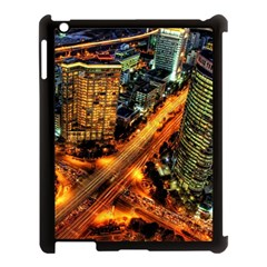 Hdri City Apple iPad 3/4 Case (Black)