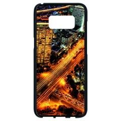 Hdri City Samsung Galaxy S8 Black Seamless Case