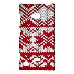 Crimson Knitting Pattern Background Vector Nokia Lumia 720