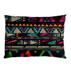 Cute Hipster Elephant Backgrounds Pillow Case