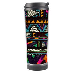 Cute Hipster Elephant Backgrounds Travel Tumbler
