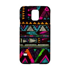 Cute Hipster Elephant Backgrounds Samsung Galaxy S5 Hardshell Case