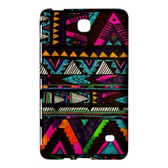 Cute Hipster Elephant Backgrounds Samsung Galaxy Tab 4 (8 ) Hardshell Case