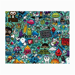 Comics Small Glasses Cloth (2-Side)