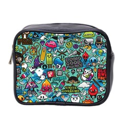 Comics Mini Toiletries Bag 2-Side