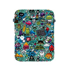 Comics Apple Ipad 2/3/4 Protective Soft Cases