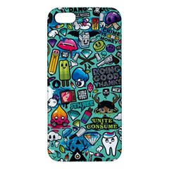 Comics iPhone 5S/ SE Premium Hardshell Case